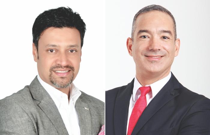 Arijit Munshi+Lucian Ale